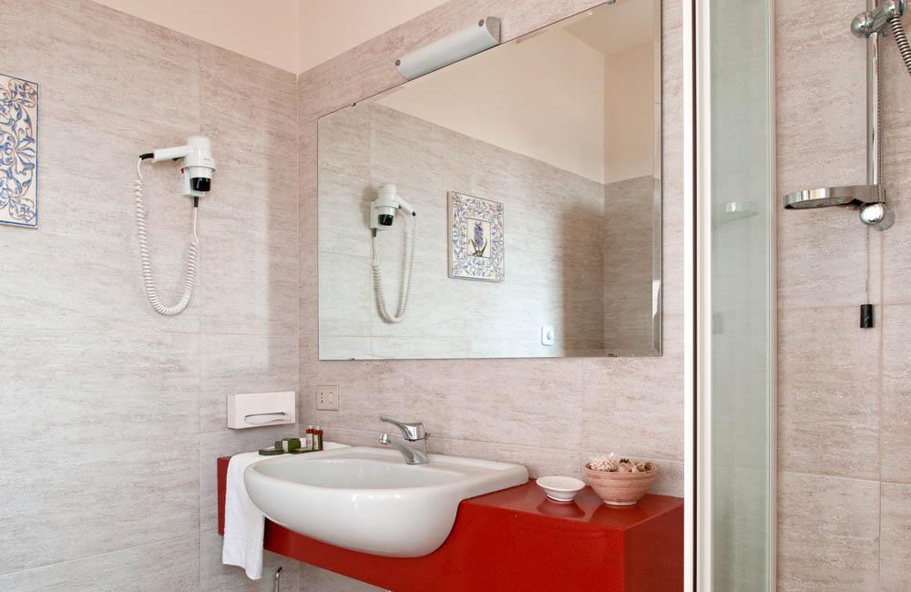 Bathroom Hotel Ambasciatori Brescia