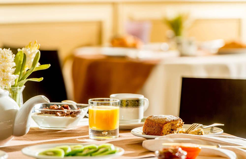 Breakfast Hotel Ambasciatori Brescia