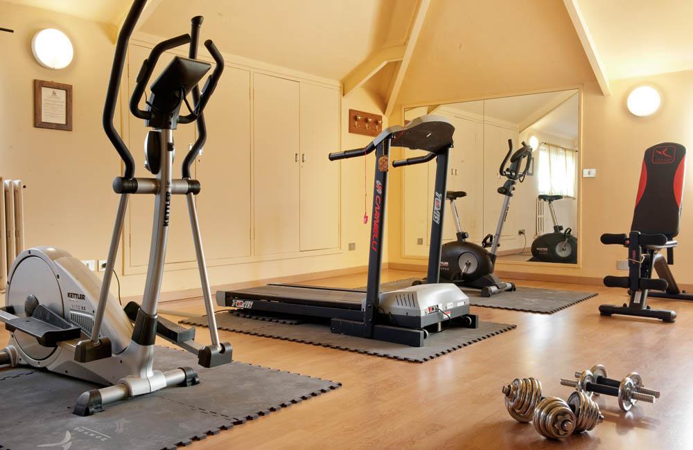 hotel brescia hotel ambasciatori fitness room