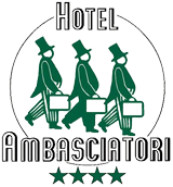 Contatta Hotel Ambasciatori Brescia