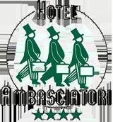 logo hotel Ambasciatori