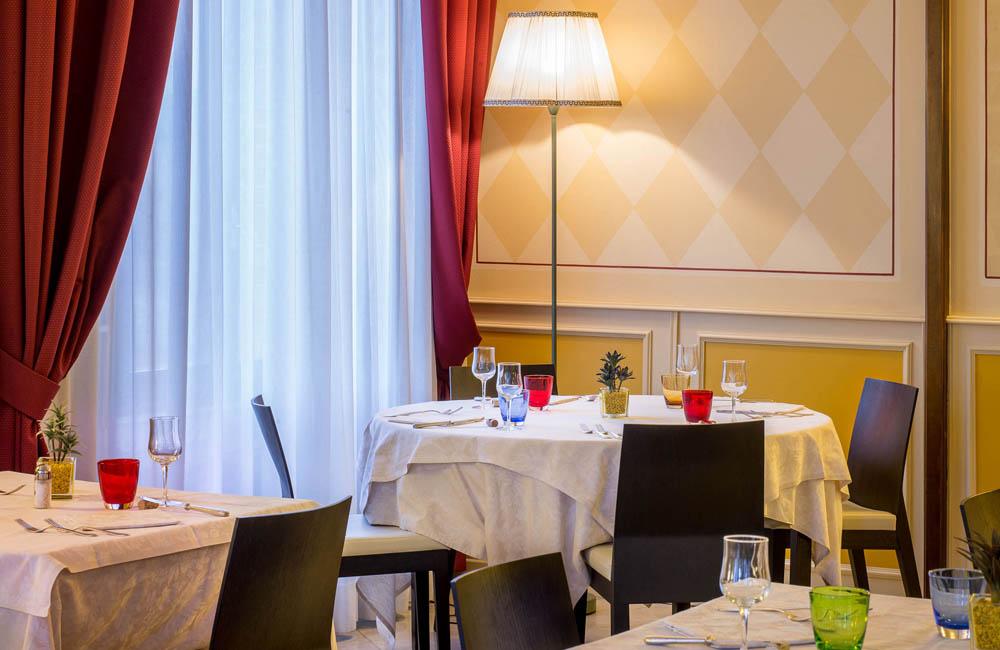 Restaurant Hotel Ambasciatori Brescia