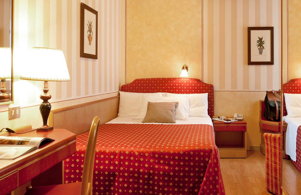 Standard Room Hotel Ambasciatori Brescia