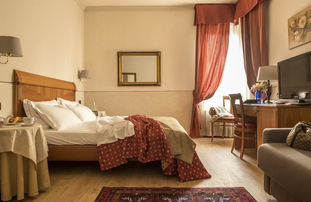 superior room hotel brescia hotel ambasciatori