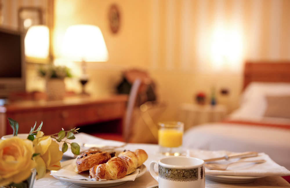 Superior Room Hotel Ambasciatori Brescia