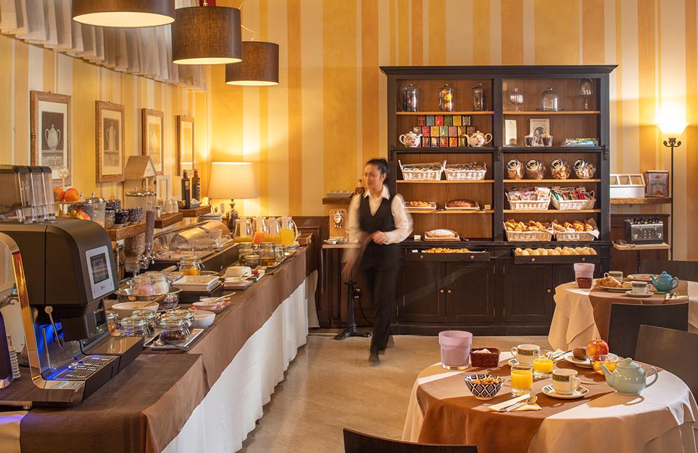 hotel brescia hotel ambasciatori colazione a buffet