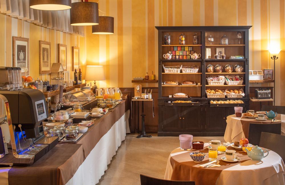 hotel brescia hotel ambasciatori buffet breakfast