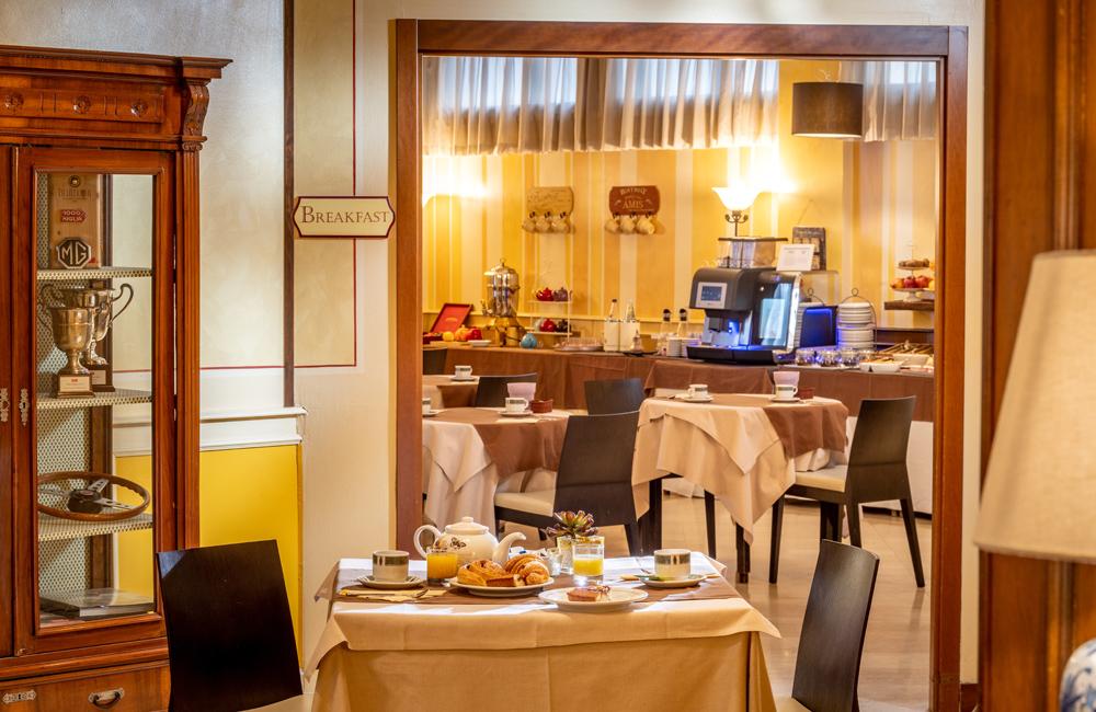 hotel brescia hotel ambasciatori sala colazioni