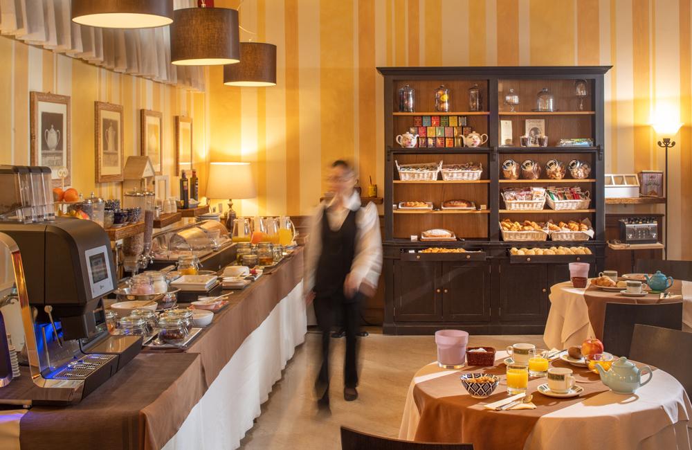 hotel brescia ambasciatori brescia cosy breakfast room