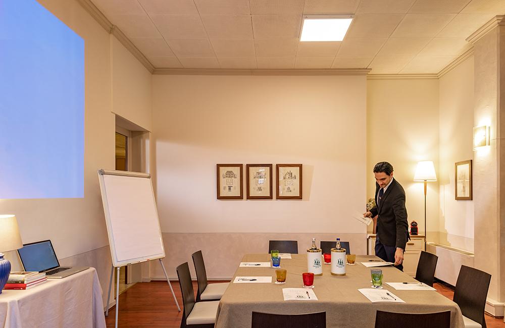 meeting room hotel ambasciatori brescia