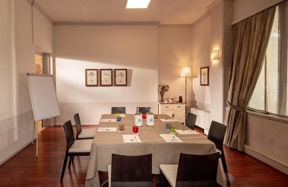 sala meeting santa giulia hotel ambasciatori brescia