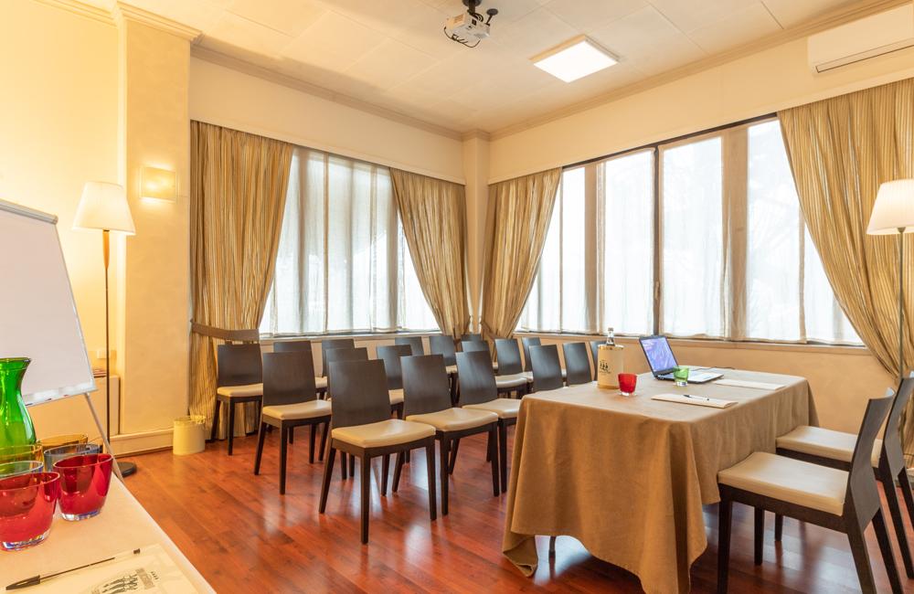 sala riunioni hotel ambasciatori brescia