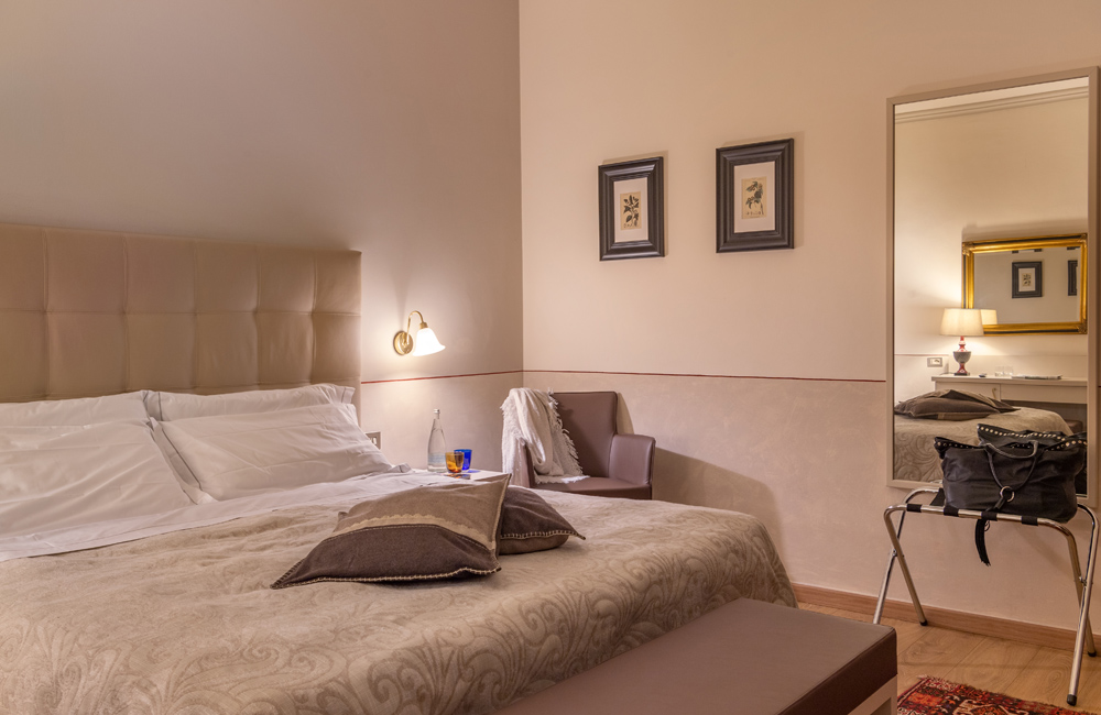 hotel ambasciatori brescia standard double room