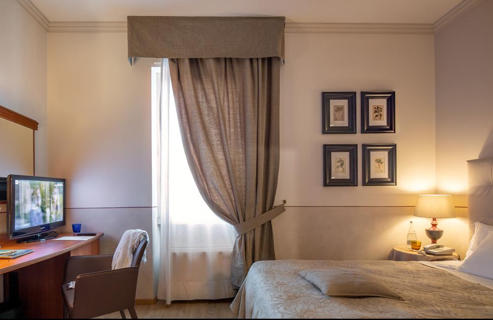 hotel ambasciatori brescia standard single room