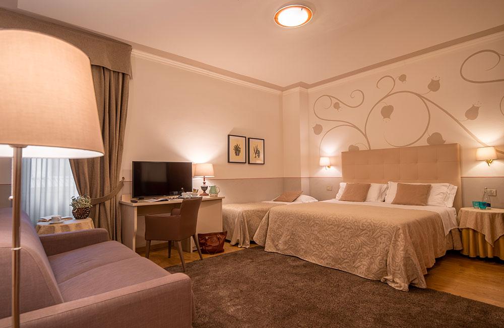 hotel brescia hotel ambasciatori camera famigliare